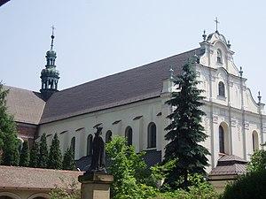 Bazylika Krzyża Świętego w Krakowie Mogile.jpg
