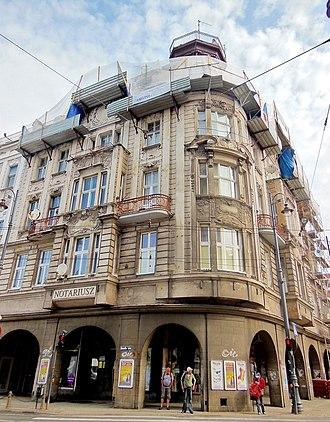 Max Zweininger Building - Image: Bdg Focha 2 hdr 1 05 2013