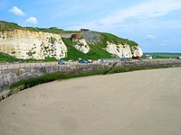 Beach, Newhaven Harbour - geograph.org.uk - 822041.jpg