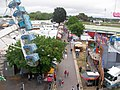 Beggs avenue ballarat showgrounds from ferris wheel during ballarat show.jpg