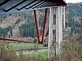 Beim 366 km langen Neckartalradweg, A81 Brücke über den Neckar - panoramio.jpg