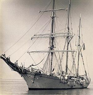 Barquentine - Belgian barquentine Mercator