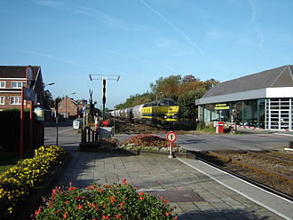 Geel - Geel train station