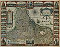 Belgium Sive Inferior Germania post omnes in hac forma, exactissime descripta. auct Abrahamo Goos, 1621.jpg