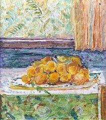 Nature morte aux citrons