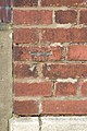 Benchmark at A C Mitchell Church, Norris Green.jpg