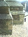 Benchmark on Trinity Church, Conduit Road - geograph.org.uk - 2070818.jpg