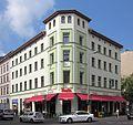 Berlin, Kreuzberg, Oranienstrasse 176, Mietshaus.jpg