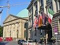 Berlin - St Hedwigs Kathedrale und Hotel de Rome - geo.hlipp.de - 39148.jpg