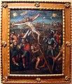 Bernardino luini, innalzamento della croce, 1525-30 ca. 01.JPG
