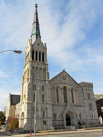Upton, Baltimore - Bethel AME Church, 1300 Druid Hill Avenue