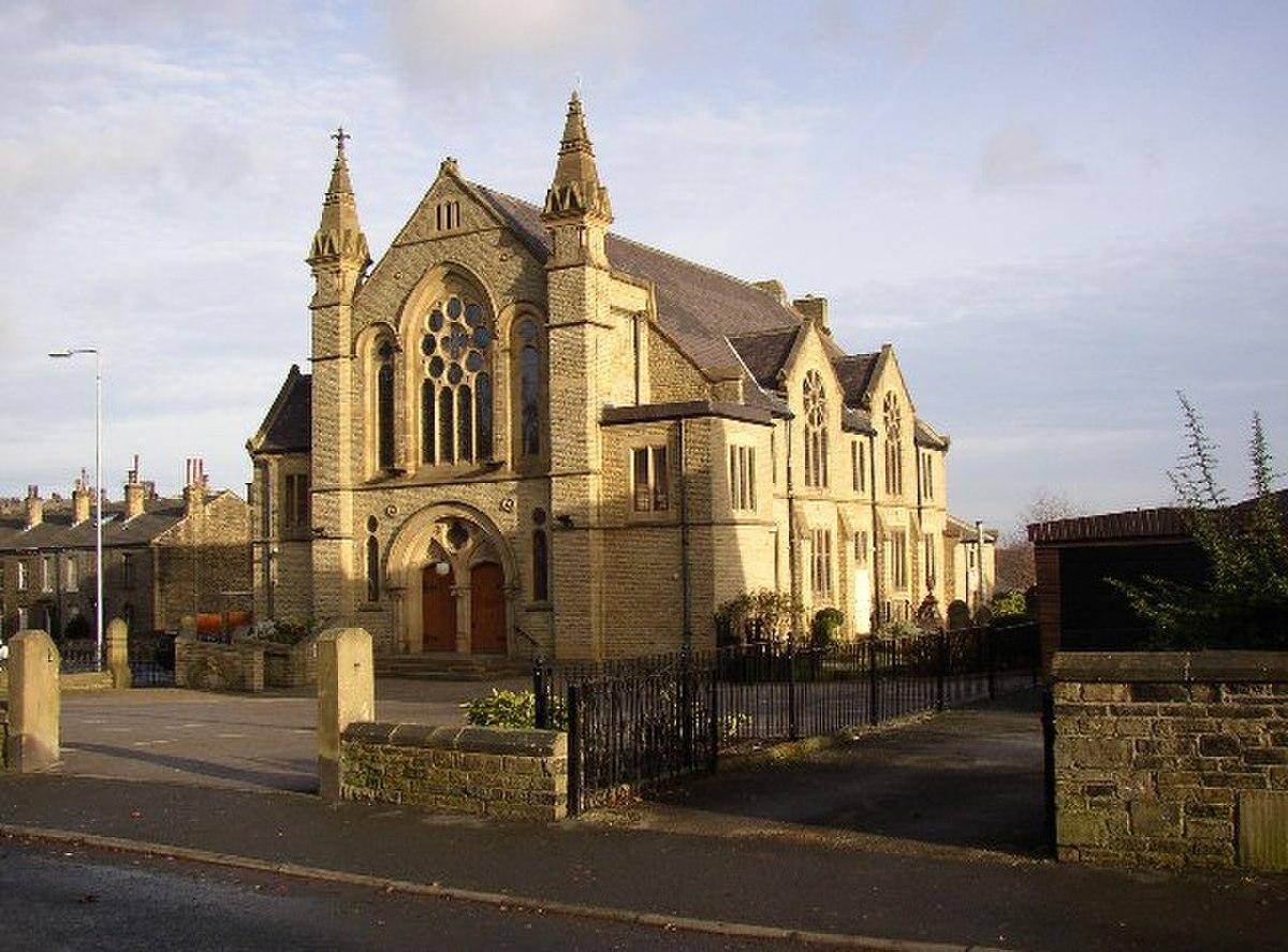 Bethesda Methodist Church, Victoria Road, Elland - geograph.org.uk - 91630.jpg
