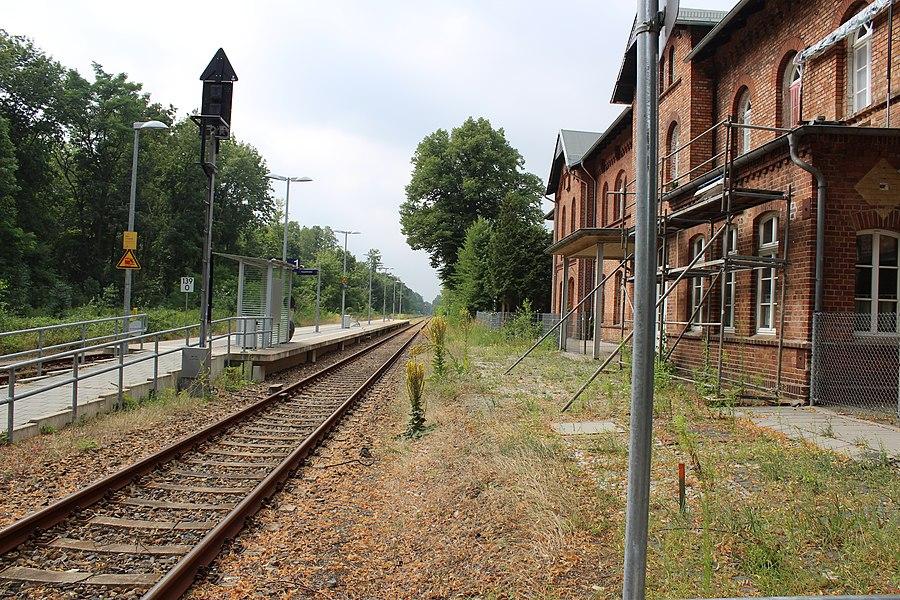 Müllrose station