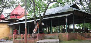 Bhairabi Temple - A view of Bhairabi Temple
