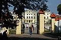 Białystok - Pałac Branickich - brama wejściowa od ogrodu - 2016-09-09 13-19-46.jpg