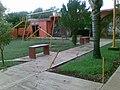 Biblioteca y Delegacion El Refugio,(Paredones) mpio. de Acatic,Jalisco - panoramio.jpg