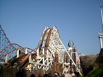Big Dipper (Blackpool Pleasure Beach) - The Big Dipper