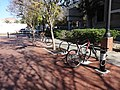 Bike Racks with pump, Gainesville FL.JPG