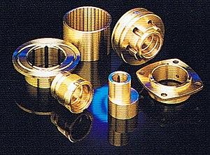 Gunmetal - Gunmetal parts