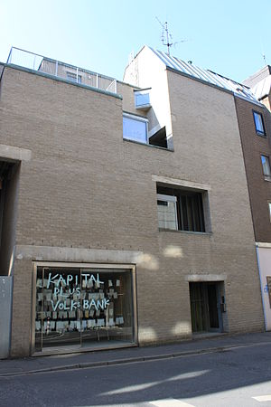 Kunstsammlung Nordrhein-Westfalen - Schmela Haus