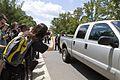 Bilderberg protest 2012 at Marriot Westfields Chantilly VA. (7332456280).jpg