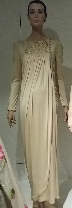 Bill Gibb - Late 1970s gown by Bill Gibb