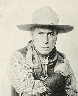 William S. Hart - Hart, c. 1920