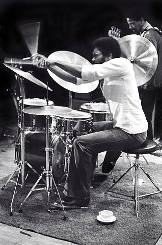 Billy Hart - Hart performing in 1978