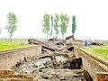 Birkenau Camp — Gas Chamber - panoramio.jpg