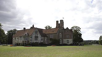 Bisham Abbey - The Manor House