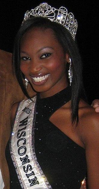 Miss Wisconsin USA - Bishara Dorre, Miss Wisconsin USA 2014 and Miss Wisconsin Teen USA 2006