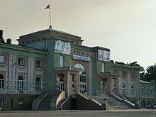 Bishkek kyrgyzstan zip code