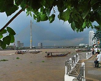 Bang Phlat District - Rama VIII Bridge