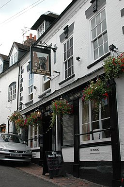 Black Boy Inn, Bridgnorth, Shropshire.jpg