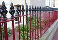 Black red railings Saint Helier.jpg