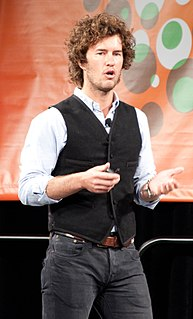 Blake Mycoskie American businessman