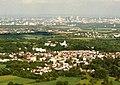 Blick vom großen Mannstein über Kelkheim nach Frankfurt.JPG