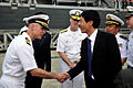 Blue Ridge arrives in Zhanjiang to promote maritime cooperation 150420-N-QL961-097.jpg