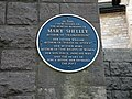 Blue plaque for Mary Shelley and her family - geograph.org.uk - 967531.jpg