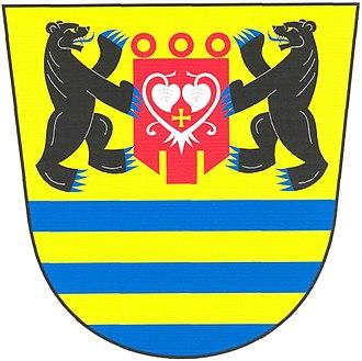 Bořetín (Pelhřimov District) - Image: Bořetín PE Co A