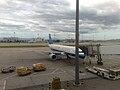 Boarding gate, Beijing Capital International Airport.jpg