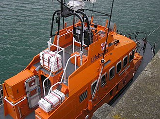Trent-class lifeboat - Image: Boat 2
