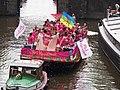 Boat 22 Pink Marrakech, Canal Parade Amsterdam 2017 foto11.JPG