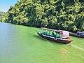 Boat in kaptai Lake.jpg