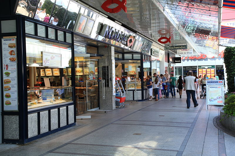 File:Bochum - Am Einkaufszentrum - Ruhrpark 35 ies.jpg
