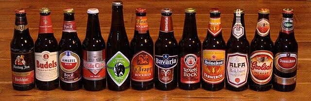 Les bières d'automne des Pays Bas