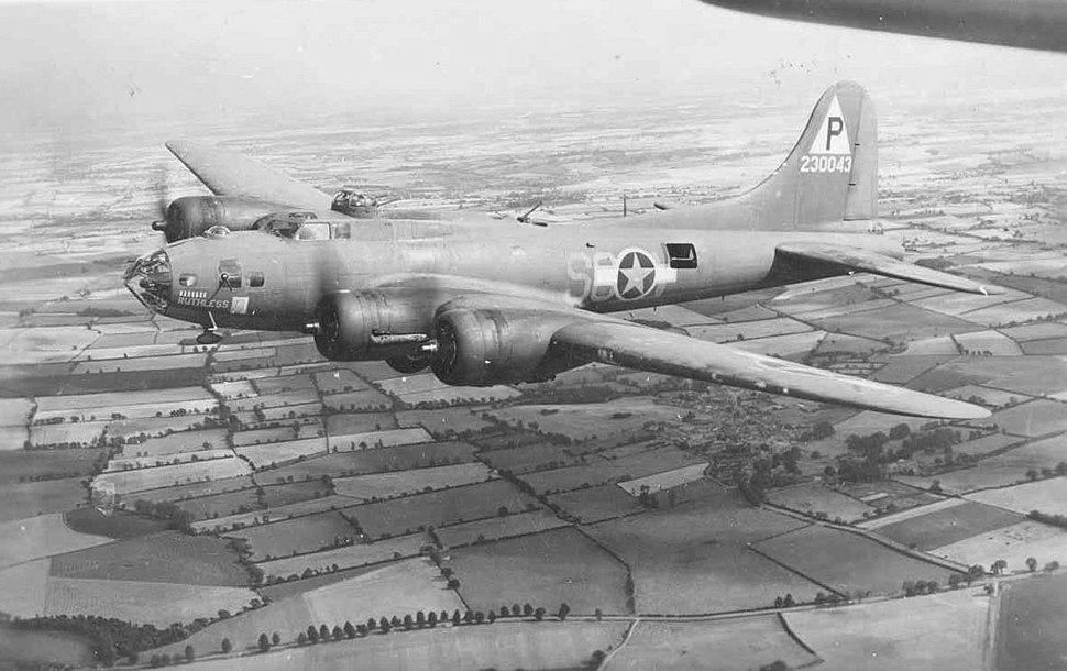 Boeing B-17F-85-BO SN 42-30043