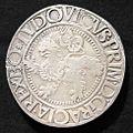 Bohemia, Joachimsthaler 1525 Electrotype Copy. VF. Reverse..jpg