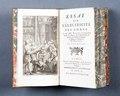 """Bok författad av Nollet """"Lettres sur l´electricité"""", tryckår 1753 - Skoklosters slott - 86171.tif"""
