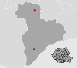 Location of Bolintin-Vale